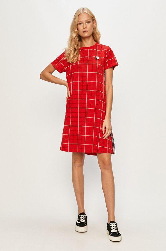 Fila - Sukienka czerwony