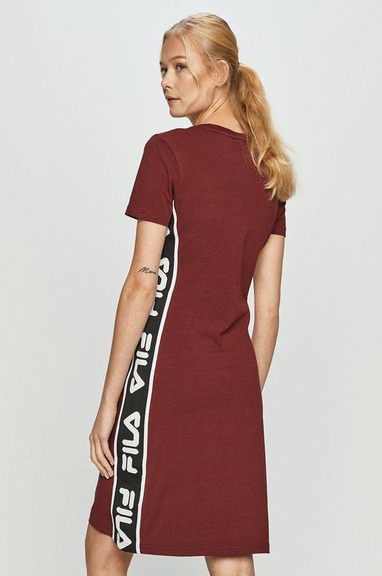 Fila - Sukienka 93 % Bawełna, 7 % Elastan