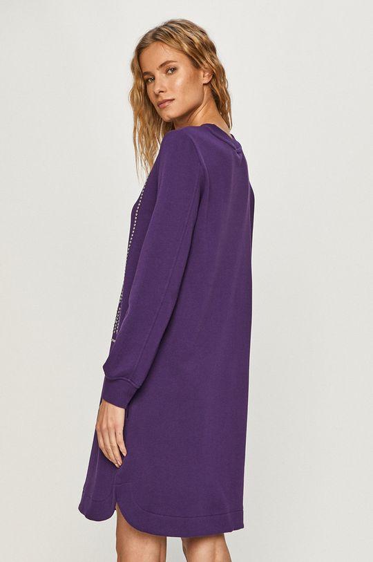 Love Moschino - Šaty  100% Bavlna