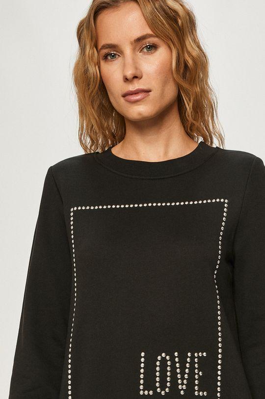 čierna Love Moschino - Šaty