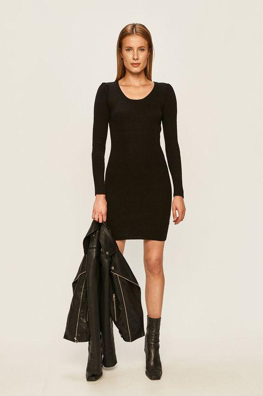 Brave Soul - Šaty černá