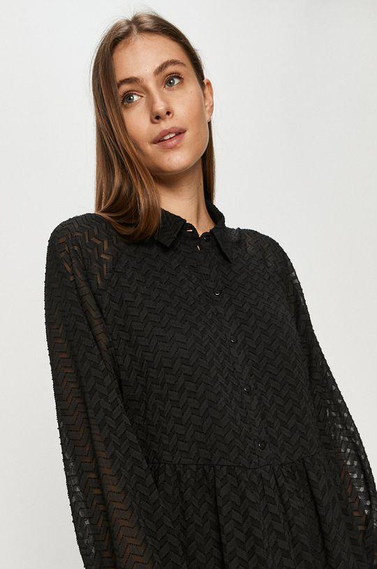 czarny Vila - Sukienka