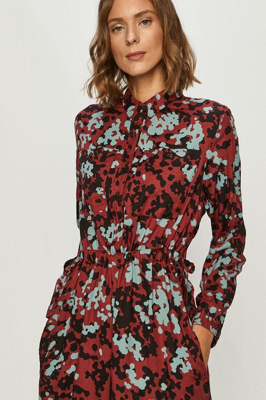 červená Lee - Šaty