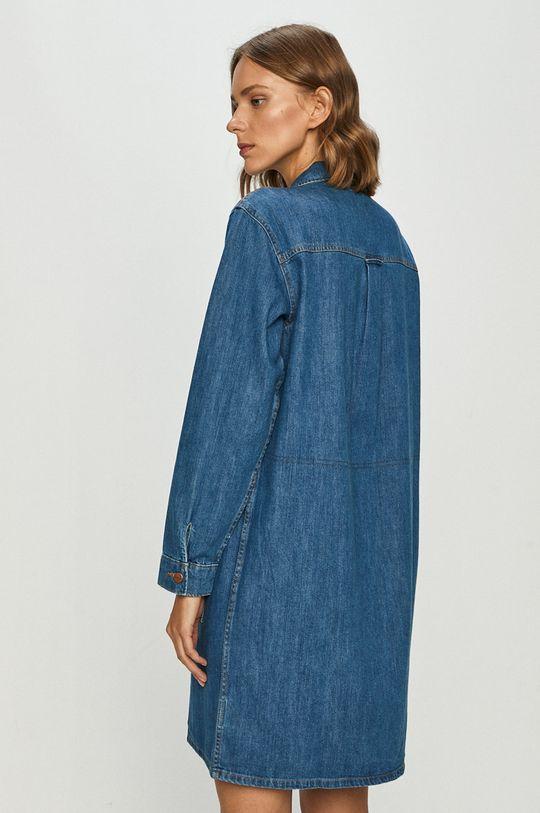Wrangler - Rifľové šaty  100% Bavlna