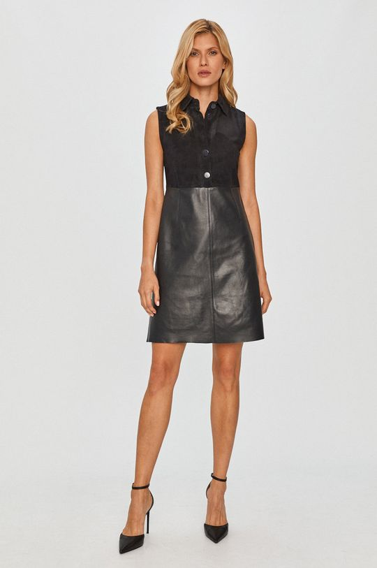 Sportmax Code - Šaty černá