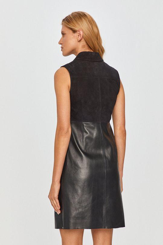 Sportmax Code - Šaty  Podšívka: 100% Polyester Hlavní materiál: Přírodní kůže, Semišová kůže