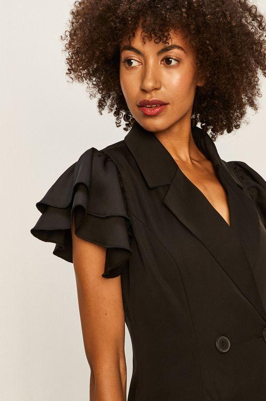 czarny Vero Moda - Sukienka