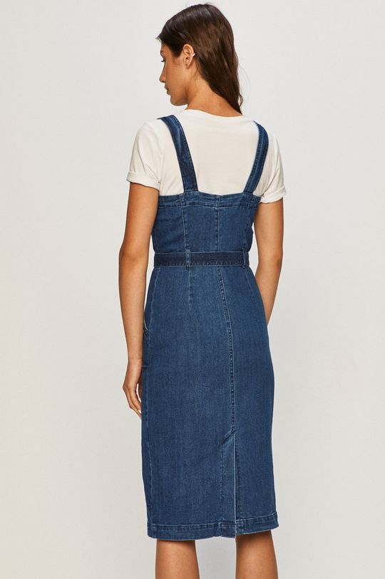 Vero Moda - Джинсова сукня  99% Бавовна, 1% Еластан