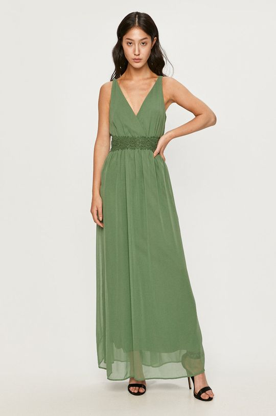 zielony Vero Moda - Sukienka Damski