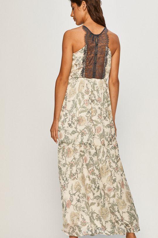 Vero Moda - Сукня кремовий