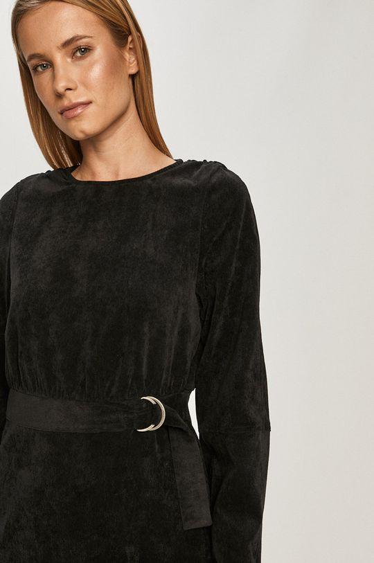 černá Noisy May - Šaty