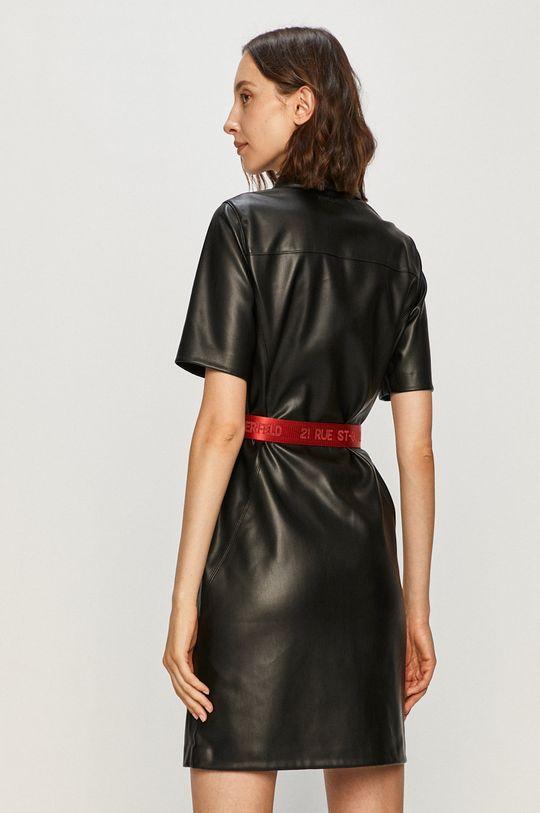 Karl Lagerfeld - Sukienka Podszewka: 100 % Poliester, Materiał zasadniczy: 100 % Poliuretan