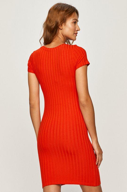 Calvin Klein Jeans - Rochie  5% Elastan, 95% Viscoza