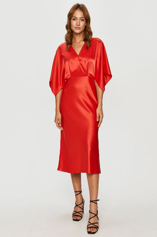 czerwony Hugo - Sukienka Damski