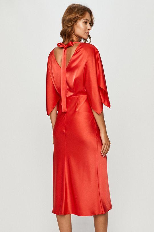 Hugo - Sukienka czerwony