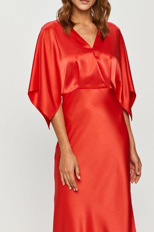 czerwony Hugo - Sukienka