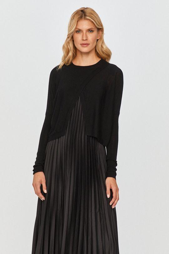 černá AllSaints - Šaty