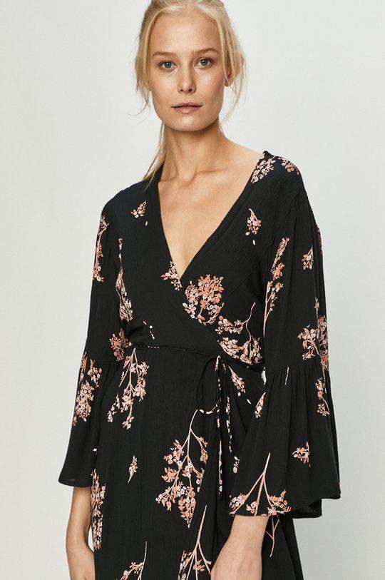 černá Billabong - Šaty