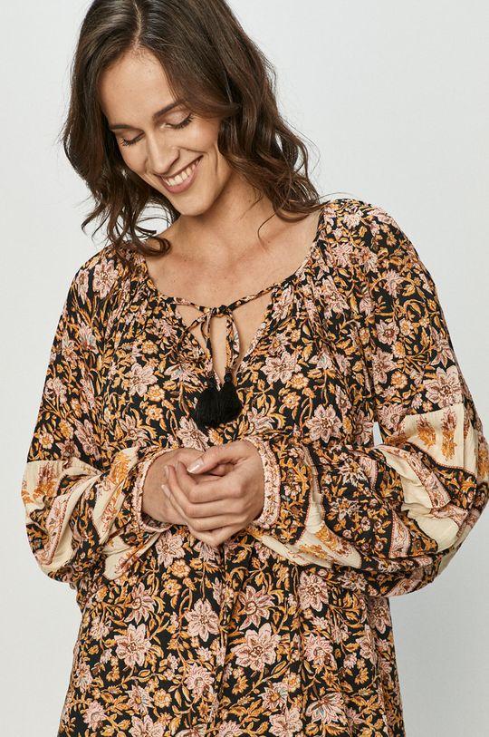 żółty Billabong - Sukienka