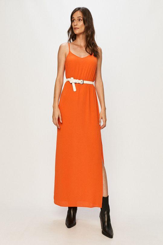 pomarańczowy Jacqueline de Yong - Sukienka Damski