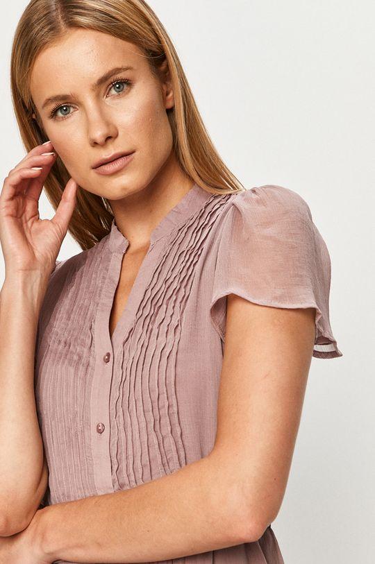 ružovofialová Vero Moda - Šaty