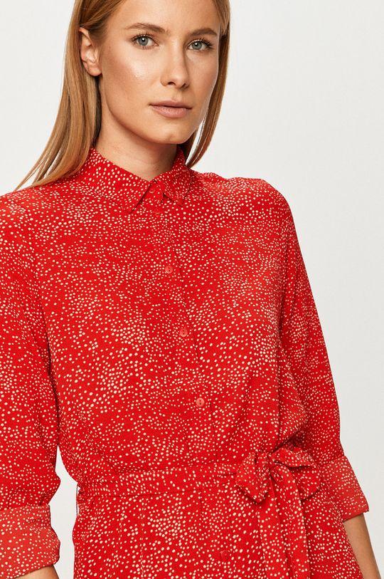 ostry czerwony Vero Moda - Sukienka