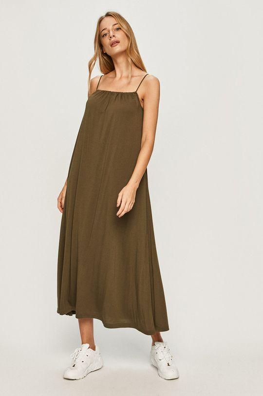 оливковий Vero Moda - Сукня Жіночий