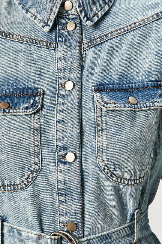 Vero Moda - Rifľové šaty Dámsky