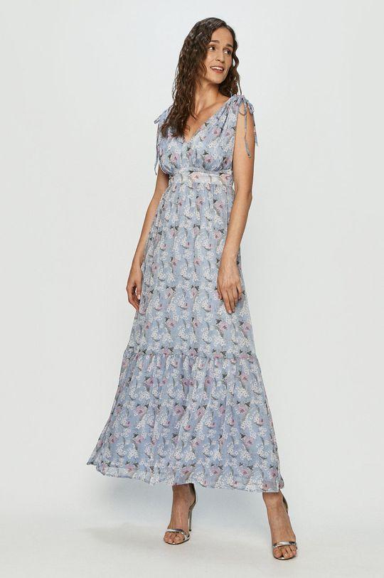Vila - Sukienka niebieski