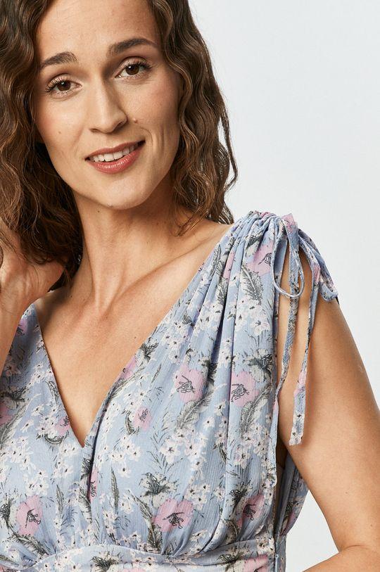 niebieski Vila - Sukienka