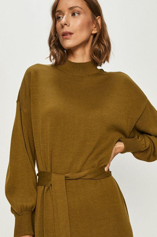 zielony Vero Moda - Sukienka