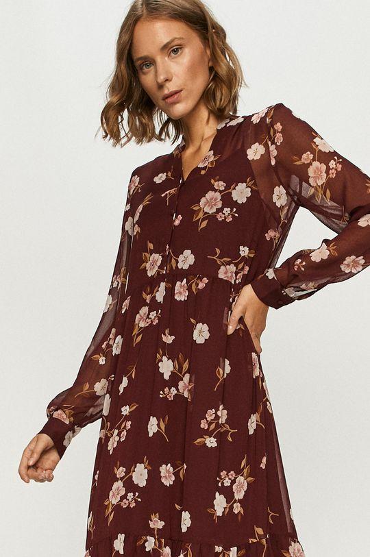 ciemny fioletowy Vero Moda - Sukienka