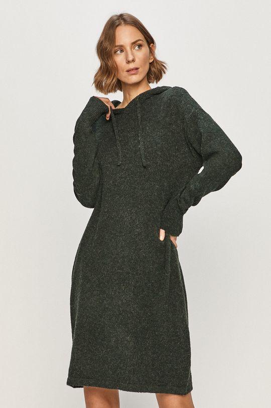stalowy zielony Vero Moda - Sukienka Damski