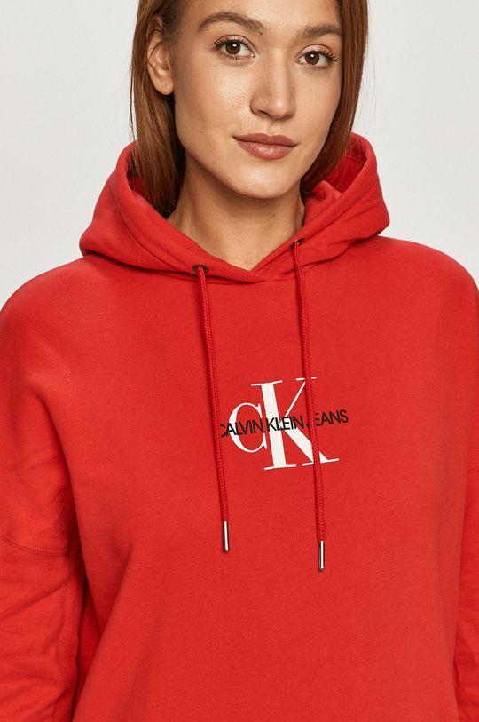 czerwony Calvin Klein Jeans - Sukienka