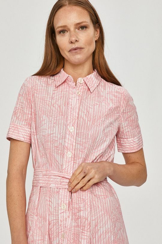 różowy Tommy Hilfiger - Sukienka
