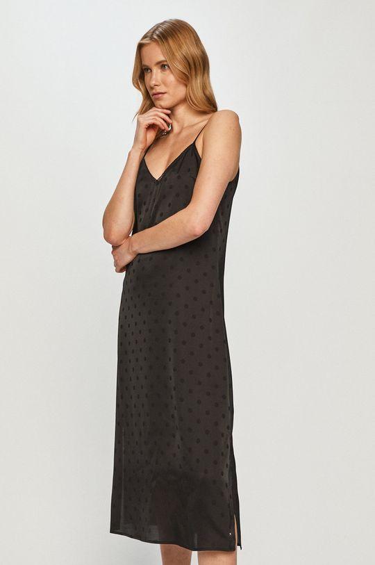 černá Tommy Hilfiger - Šaty