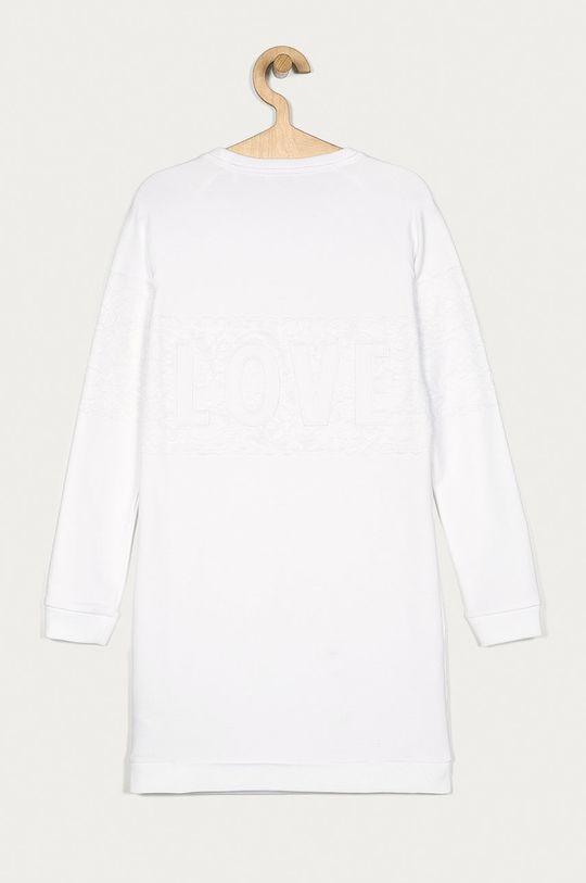 Guess Jeans - Rochie fete 116-175 cm alb
