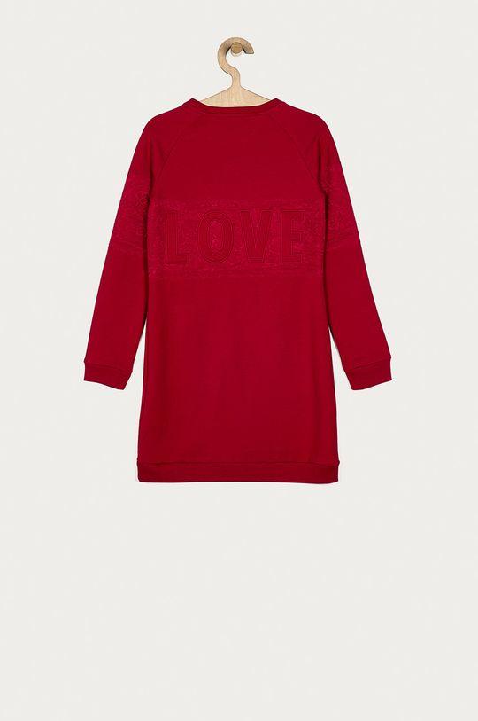 Guess Jeans - Rochie fete 116-175 cm roz ascutit
