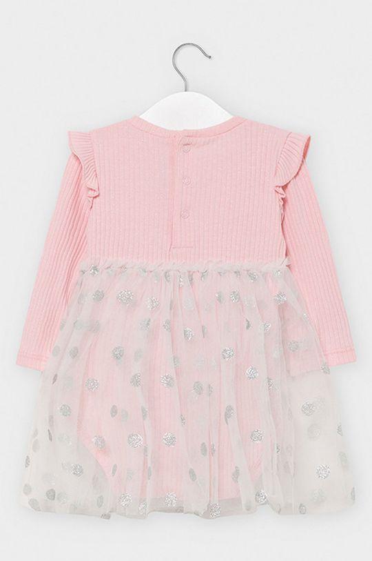 Mayoral - Dievčenské šaty 68-98 cm ružová