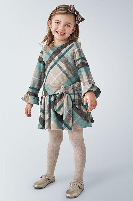 sötétzöld Mayoral - Gyerek ruha Lány
