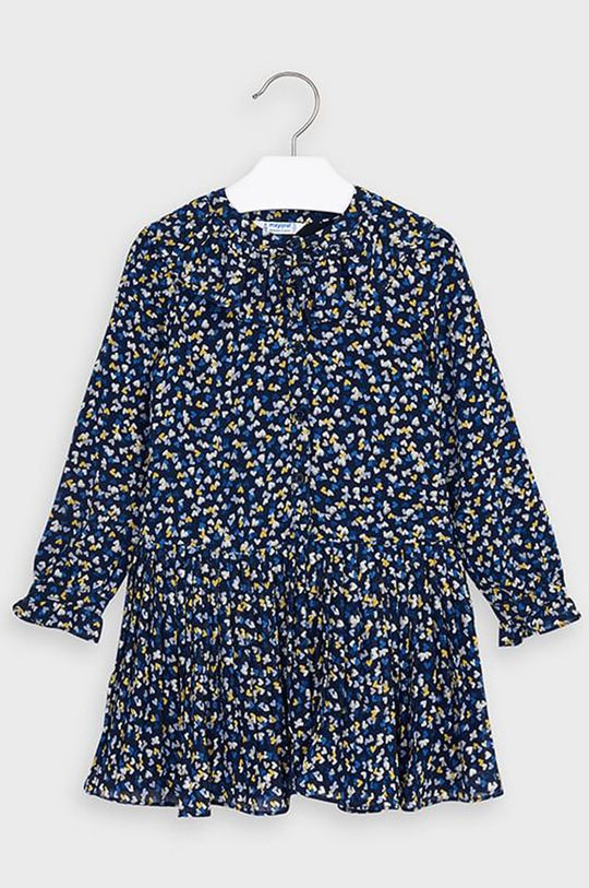 Mayoral - Dievčenské šaty 92-134 cm tmavomodrá