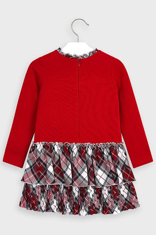 Mayoral - Dievčenské šaty 92-134 cm červená