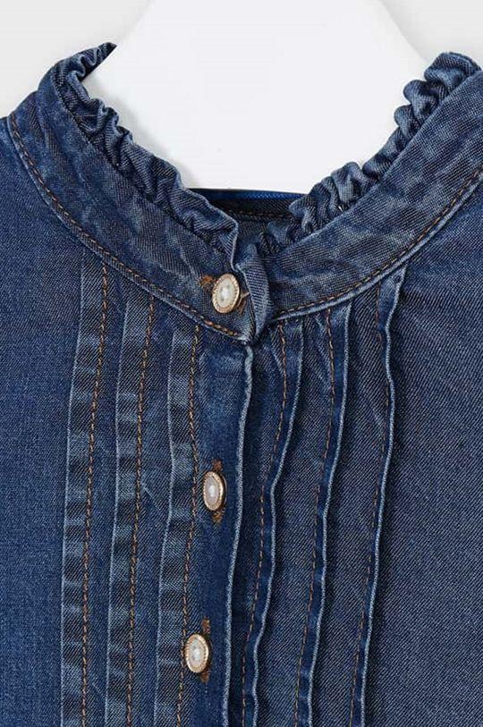 oceľová modrá Mayoral - Dievčenské šaty 92-134 cm