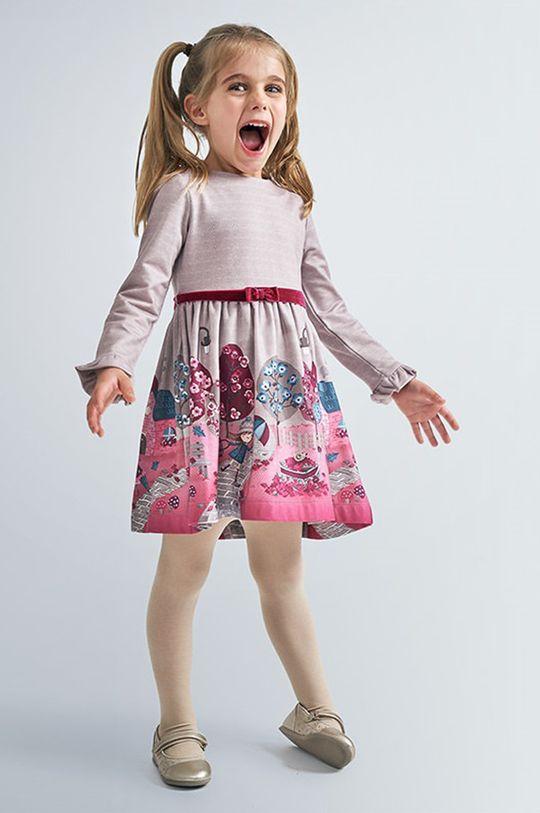 rosu Mayoral - Rochie fete 92-134 cm De fete