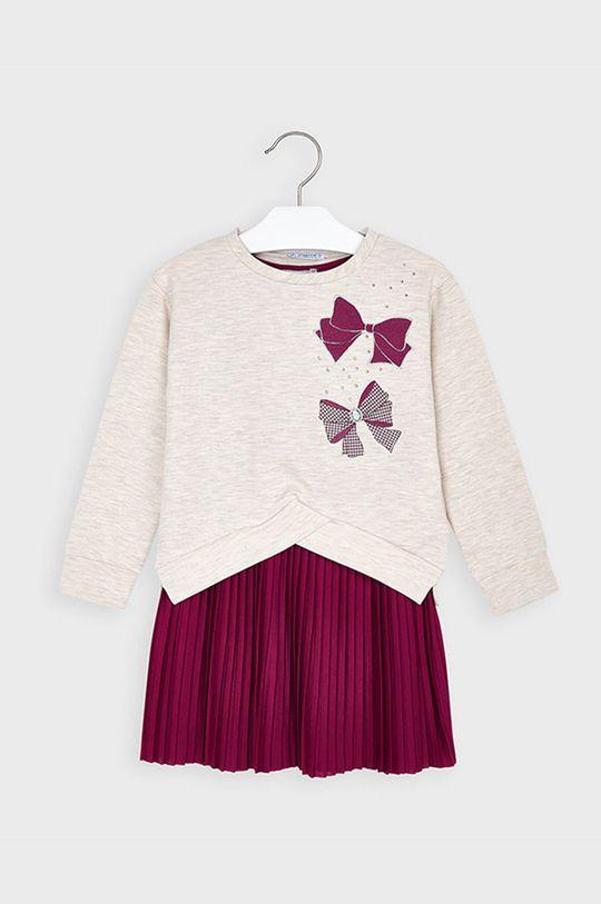 červená Mayoral - Dievčenské šaty 92-134 cm Dievčenský