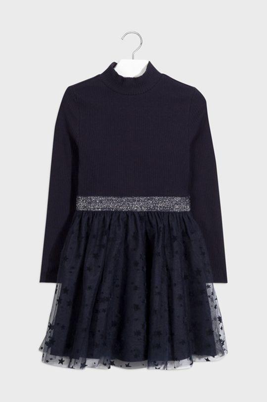 tmavomodrá Mayoral - Dievčenské šaty 128-157 cm Dievčenský