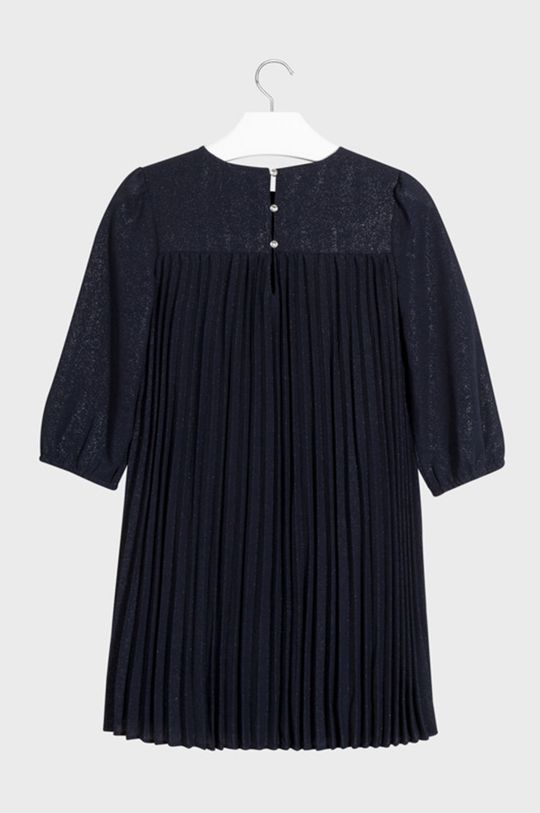 Mayoral - Dievčenské šaty 128-167 cm tmavomodrá