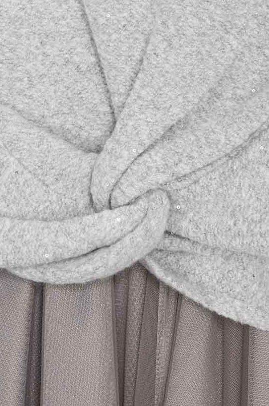 Mayoral - Dievčenské šaty 128-167 cm  Podšívka: 20% Bavlna, 80% Polyester 1. látka: 52% Akryl, 3% Elastan, 7% Polyamid, 38% Polyester 2. látka: 60% Bavlna, 40% Polyester