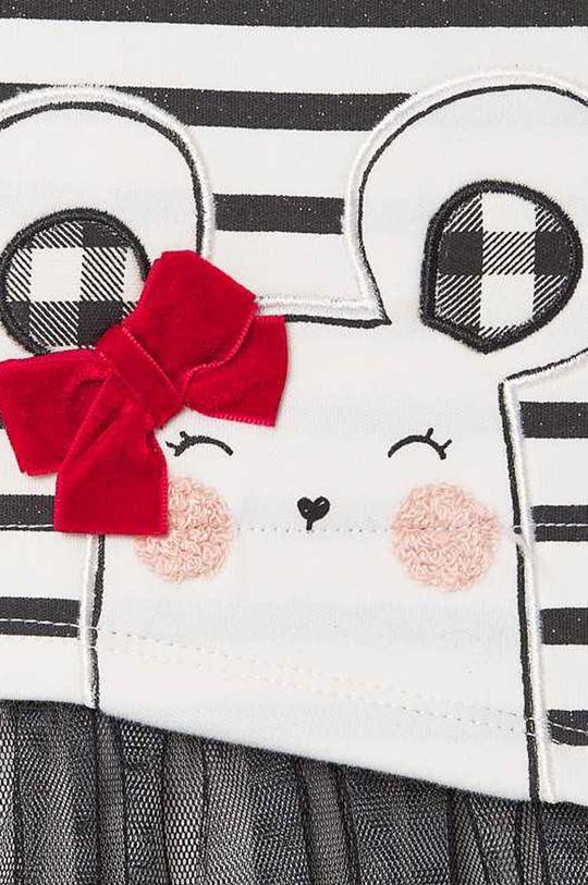 Mayoral - Dievčenské šaty 65-86 cm  90% Bavlna, 5% Elastan, 5% Polyester