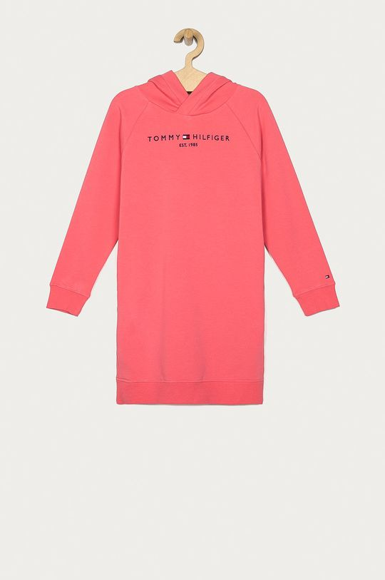 ružová Tommy Hilfiger - Dievčenské šaty 116-176 cm Dievčenský